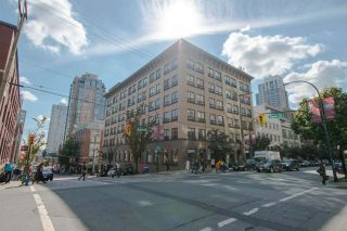 """Photo 1: 209 1216 HOMER Street in Vancouver: Yaletown Condo for sale in """"THE MURCHIES BUILDING"""" (Vancouver West)  : MLS®# R2003084"""