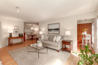 """Photo 5: 202 2181 W 12TH Avenue in Vancouver: Kitsilano Condo for sale in """"The Carlings"""" (Vancouver West)  : MLS®# R2579636"""