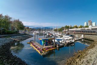 Photo 31: 308 1477 FOUNTAIN WAY in Vancouver: False Creek Condo for sale (Vancouver West)  : MLS®# R2543582