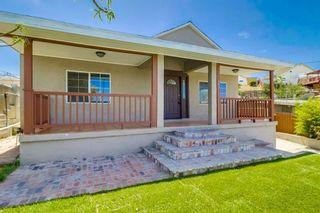 Photo 3: ENCANTO Property for sale: 323 thrush Street in San Diego