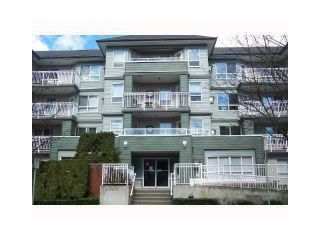 "Photo 1: 301 2439 WILSON Avenue in Port Coquitlam: Central Pt Coquitlam Condo for sale in ""AVEBURY POINT"" : MLS®# V897147"