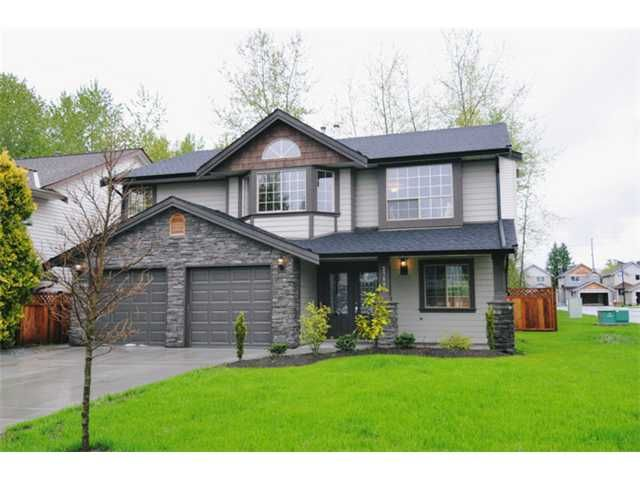 """Main Photo: 23899 119A Avenue in Maple Ridge: Cottonwood MR House for sale in """"COTTON/ALEXANDER ROBINSON"""" : MLS®# V946271"""