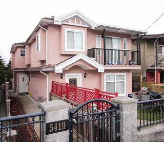 Main Photo: 5419 NORFOLK Street in Burnaby: Central BN 1/2 Duplex for sale (Burnaby North)  : MLS®# R2587258