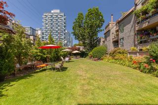 """Photo 32: 216 1500 PENDRELL Street in Vancouver: West End VW Condo for sale in """"Pendrell Mews"""" (Vancouver West)  : MLS®# R2600740"""