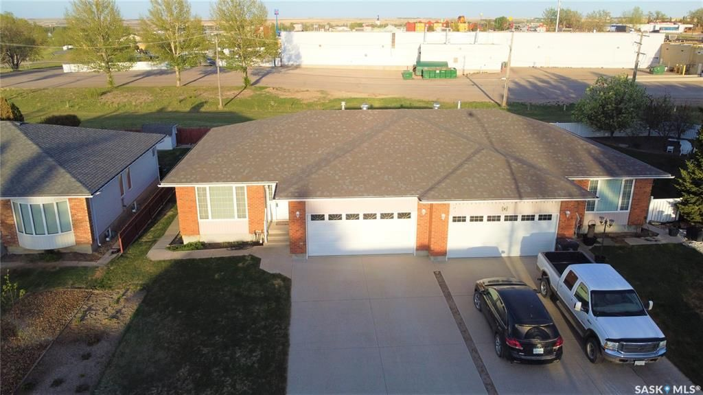 Main Photo: 196 Lister Kaye Crescent in Swift Current: Trail Residential for sale : MLS®# SK855570