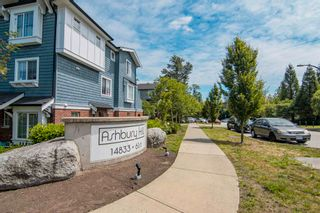 """Photo 34: 161 14833 61 Avenue in Surrey: Sullivan Station Townhouse for sale in """"Ashbury Hills"""" : MLS®# R2592954"""