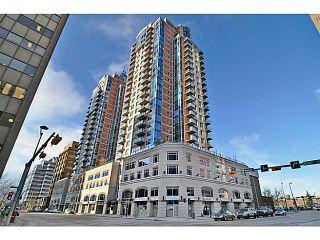 Photo 1: 1904 910 5 Avenue SW in CALGARY: Downtown Condo for sale (Calgary)  : MLS®# C3556739