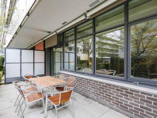 Photo 17: 309 1661 ONTARIO STREET in Vancouver: False Creek Condo for sale (Vancouver West)  : MLS®# R2157053