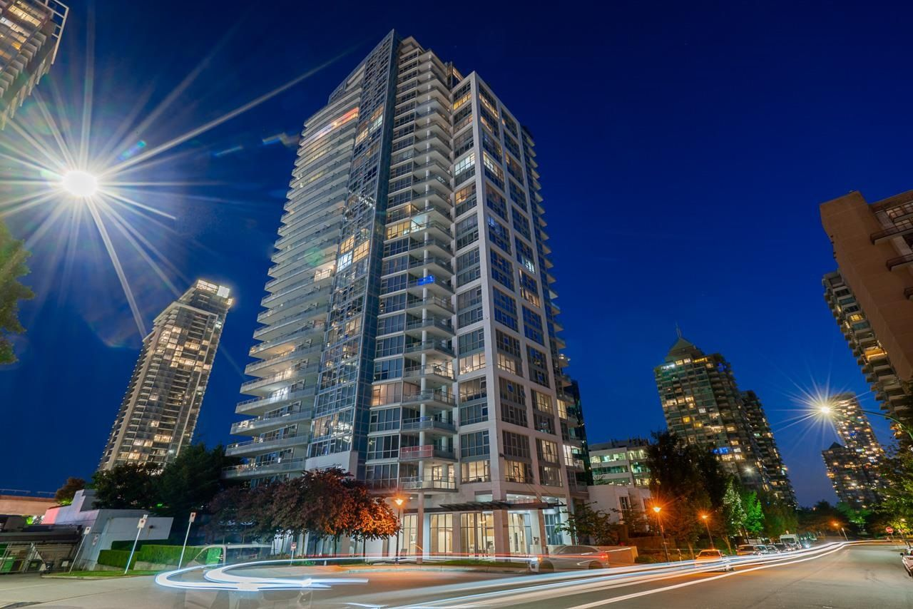 """Main Photo: 1303 4400 BUCHANAN Street in Burnaby: Brentwood Park Condo for sale in """"MOTIF"""" (Burnaby North)  : MLS®# R2601864"""