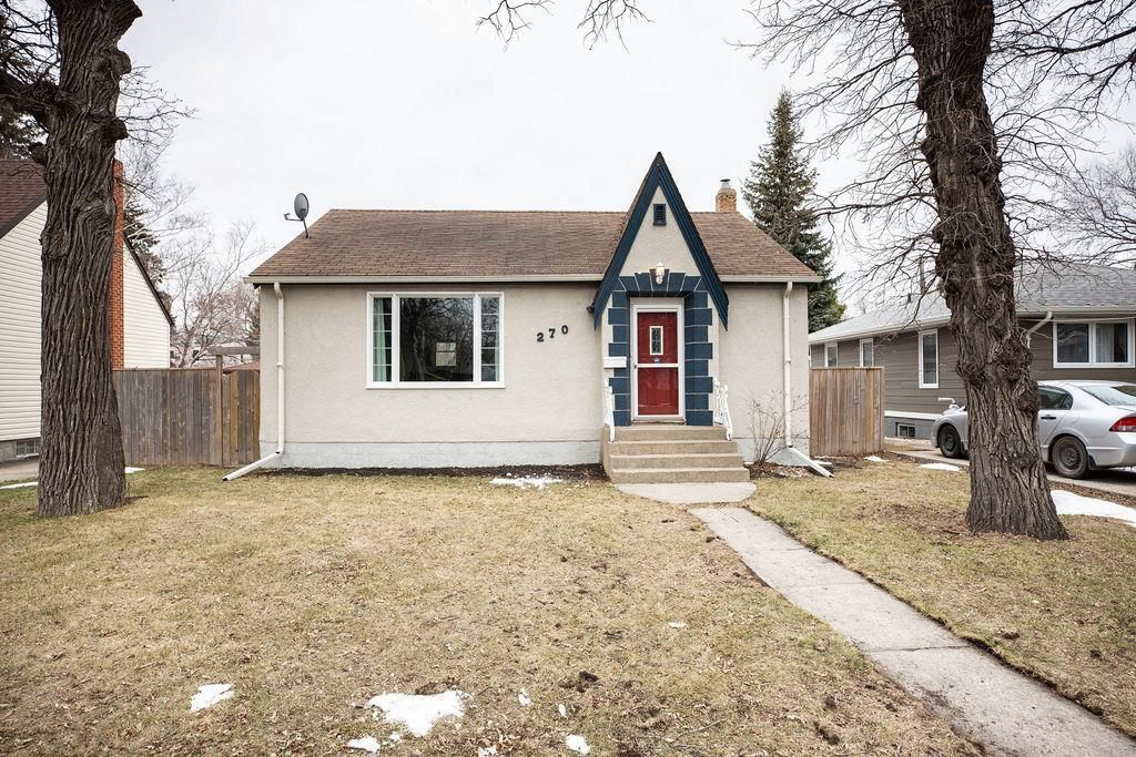 Main Photo: 270 Davidson Street in Winnipeg: Silver Heights Residential for sale (5F)  : MLS®# 202109112