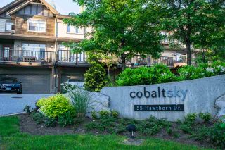"Photo 19: 67 55 HAWTHORN Drive in Port Moody: Heritage Woods PM Townhouse for sale in ""COLBALT SKY"" : MLS®# R2383132"