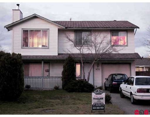 Main Photo: 9230 209B Place in Langley: Walnut Grove House for sale : MLS®# F2803536