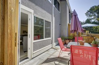Photo 10: 3456 COPELAND AVENUE in Vancouver: Champlain Heights Townhouse for sale (Vancouver East)  : MLS®# R2412032