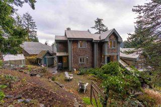 Photo 3: 340 CREEK Road: Bowen Island House for sale : MLS®# R2530515