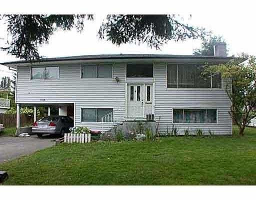 Main Photo: 1745 LANGAN Avenue in Port_Coquitlam: Central Pt Coquitlam House for sale (Port Coquitlam)  : MLS®# V651360