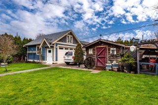 Photo 36: 46145 THIRD Avenue in Chilliwack: Chilliwack E Young-Yale House for sale : MLS®# R2591538