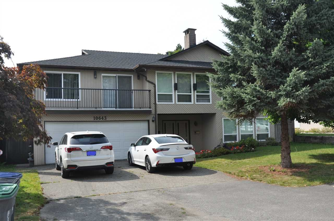 Main Photo: 10643 138A Street in Surrey: Whalley House for sale (North Surrey)  : MLS®# R2485394