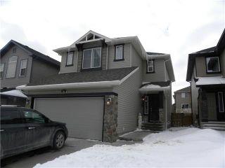 Photo 1: 186 EVERGLEN CR SW in CALGARY: Evergreen House for sale (Calgary)  : MLS®# C3607020