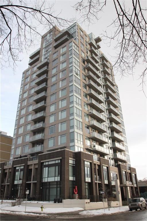Main Photo: 709 1500 7 Street SW in Calgary: Beltline Condo for sale : MLS®# C4166248