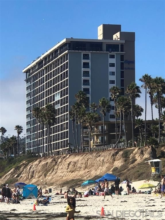 Main Photo: PACIFIC BEACH Condo for sale : 2 bedrooms : 4767 Ocean Blvd. #801 in San Diego