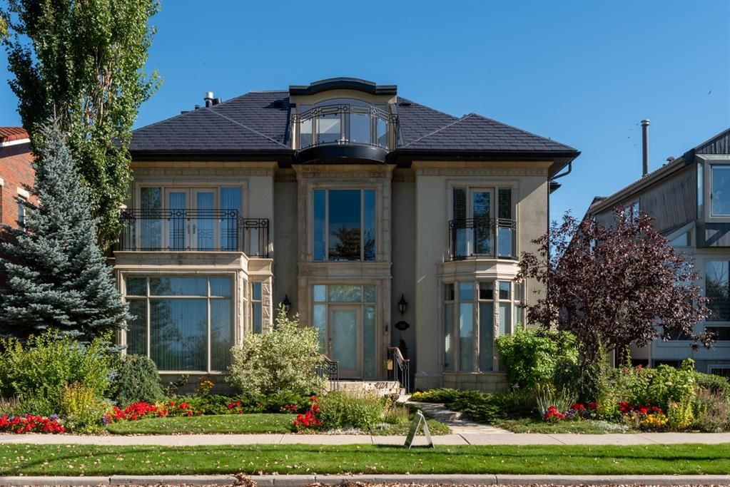 Main Photo: 118 Crescent Road NW in Calgary: Crescent Heights Detached for sale : MLS®# A1140962