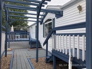 Photo 2: 1821 2 A Street Crescent: Wainwright Manufactured Home for sale (MD of Wainwright)  : MLS®# A1102625
