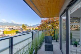 Photo 17: 306 2336 WALL Street in Vancouver: Hastings Condo for sale (Vancouver East)  : MLS®# R2357427