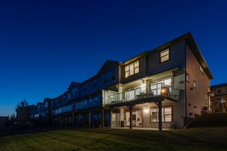 Photo 46: 157 Sunset Point: Cochrane Row/Townhouse for sale : MLS®# A1132458