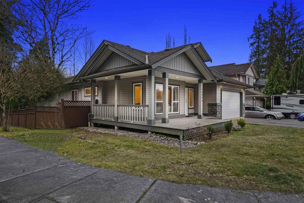 "Main Photo: 10992 241 Street in Maple Ridge: Cottonwood MR House for sale in ""Kanaka View Estates"" : MLS®# R2541980"
