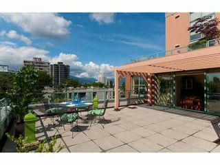"""Photo 1: 505 518 W 14TH Avenue in Vancouver: Fairview VW Condo for sale in """"PACIFICA"""" (Vancouver West)  : MLS®# V956296"""