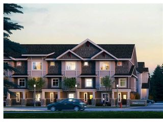 """Photo 1: 8 19239 70 Avenue in Surrey: Clayton Townhouse for sale in """"Clayton Station"""" (Cloverdale)  : MLS®# R2443697"""