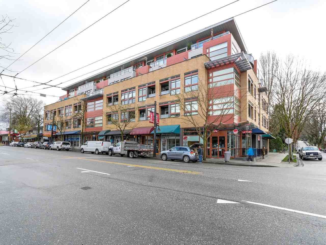 """Main Photo: 314 2250 COMMERCIAL Drive in Vancouver: Grandview VE Condo for sale in """"Marquee on Commercial"""" (Vancouver East)  : MLS®# R2154734"""