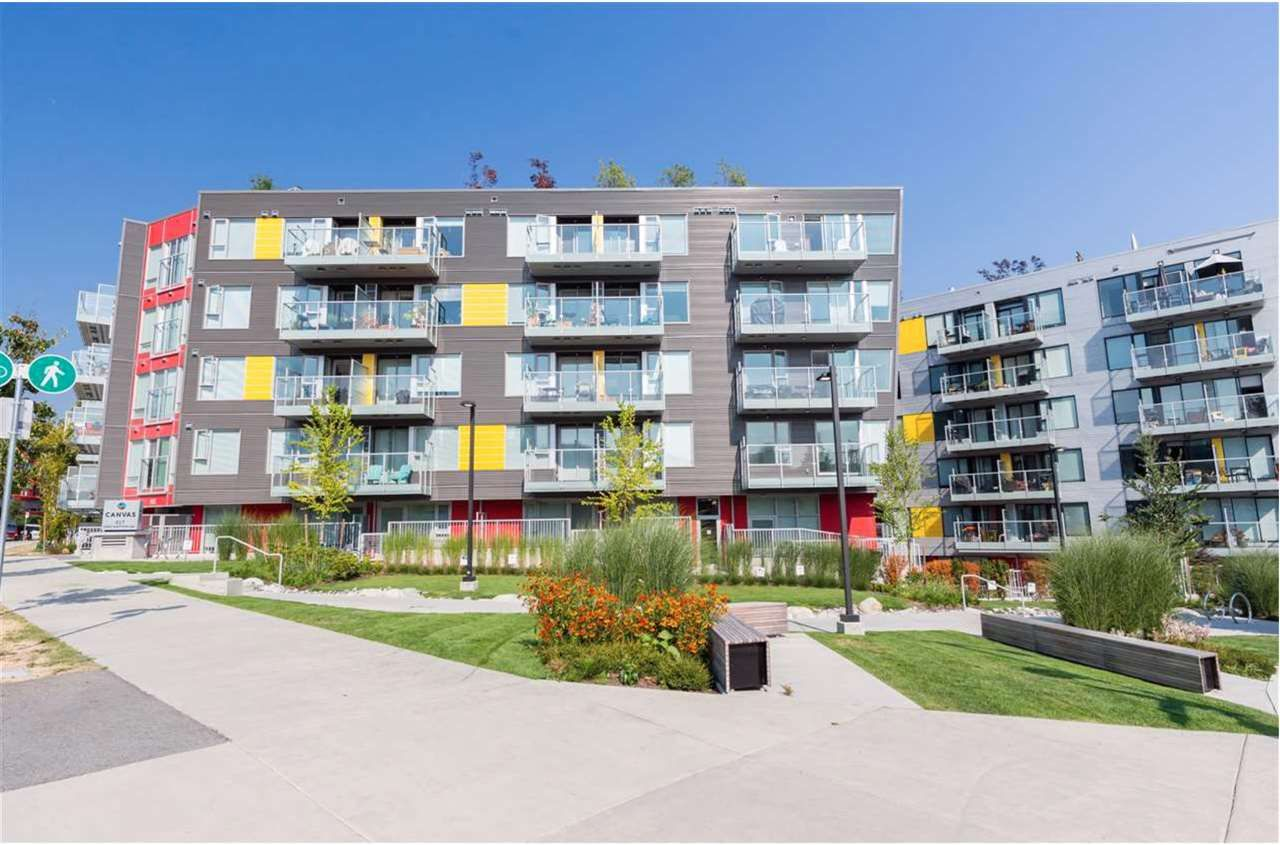 """Main Photo: 307 417 GREAT NORTHERN Way in Vancouver: Strathcona Condo for sale in """"Canvas"""" (Vancouver East)  : MLS®# R2503206"""