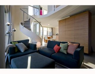"""Photo 2: 1807 1238 RICHARDS Street in Vancouver: Downtown VW Condo for sale in """"METROPOLIS"""" (Vancouver West)  : MLS®# V799758"""