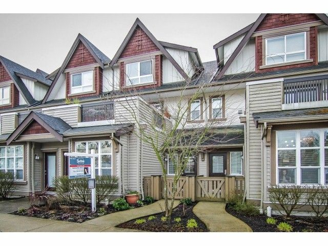 """Main Photo: 52 7155 189 Street in Surrey: Clayton Townhouse for sale in """"BACARA"""" (Cloverdale)  : MLS®# F1420610"""