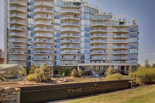 Main Photo: 605 738 1 Avenue SW in Calgary: Eau Claire Apartment for sale : MLS®# A1137313