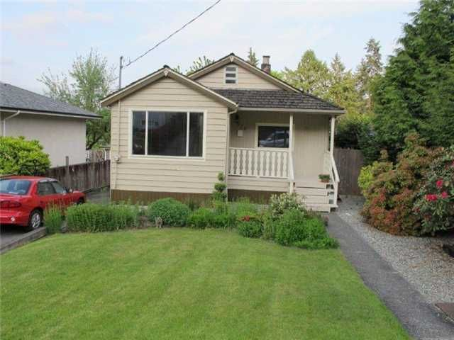 Main Photo: 570 COLBY Street in New Westminster: The Heights NW House  : MLS®# V893424