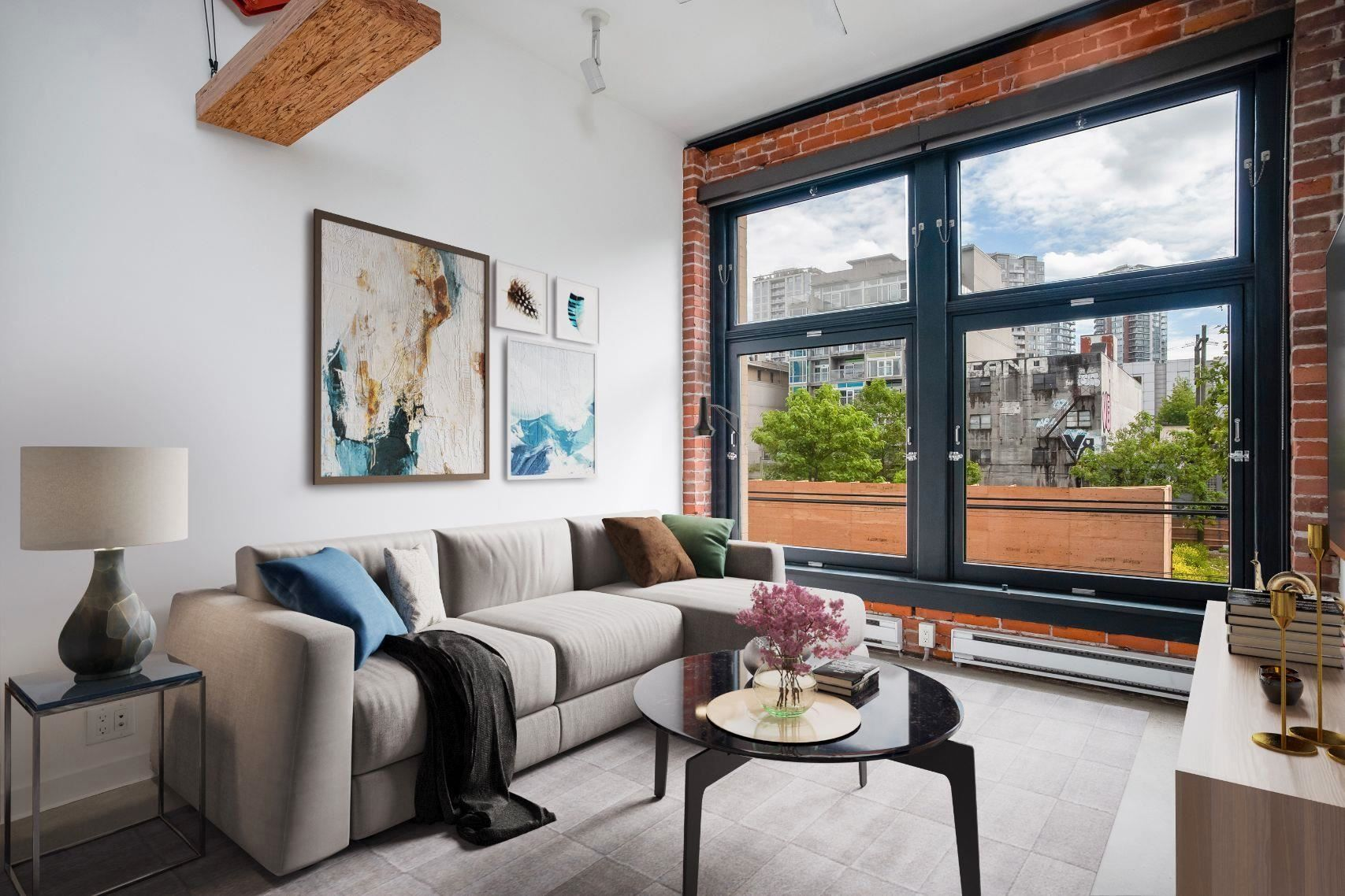 """Main Photo: 302 53 W HASTINGS Street in Vancouver: Downtown VW Condo for sale in """"PARIS BLOCK"""" (Vancouver West)  : MLS®# R2608503"""