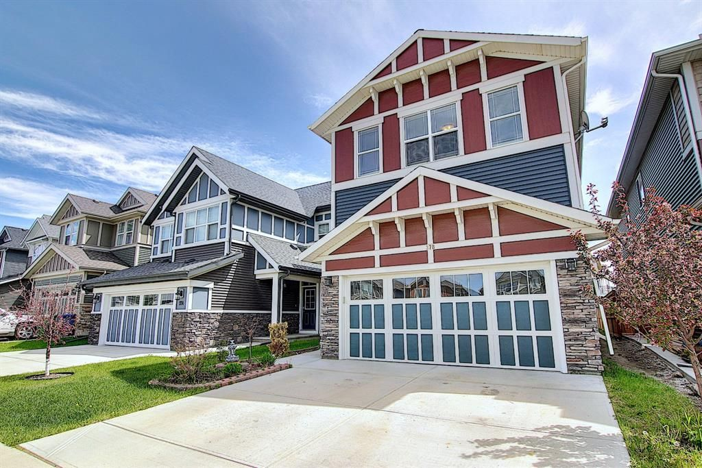 Main Photo: 378 Kings Heights Drive SE: Airdrie Detached for sale : MLS®# A1078866