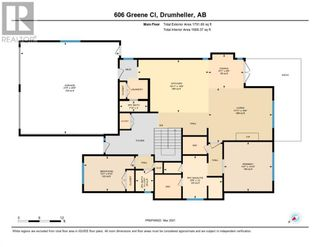 Photo 45: 606 Greene Close in Drumheller: House for sale : MLS®# A1085850