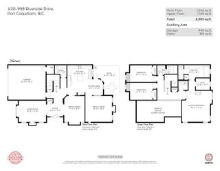 """Photo 22: 20 998 RIVERSIDE Drive in Port Coquitlam: Riverwood Townhouse for sale in """"Parkside Place"""" : MLS®# R2625480"""