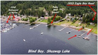 Photo 4: 1933 Eagle Bay Road: Blind Bay House for sale (Shuswap Lake)