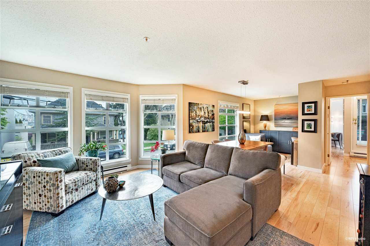 "Main Photo: 114 1236 W 8TH Avenue in Vancouver: Fairview VW Condo for sale in ""GALLERIA II"" (Vancouver West)  : MLS®# R2572661"