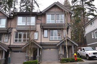 "Photo 1: 142 1460 SOUTHVIEW Street in Coquitlam: Burke Mountain Townhouse for sale in ""CEDAR CREEK"" : MLS®# R2147248"
