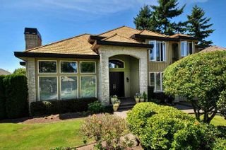 Photo 1: 16348 MORGAN CREEK CRESCENT in Surrey: Morgan Creek Home for sale ()  : MLS®# F1448518
