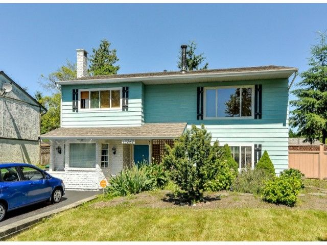 Main Photo: 13287 94TH Avenue in Surrey: Queen Mary Park Surrey House for sale : MLS®# F1316116