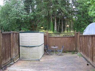 """Photo 7: 22 22411 124 Avenue in Maple Ridge: East Central Townhouse for sale in """"CREEKSIDE VILLAGE"""" : MLS®# V1136184"""