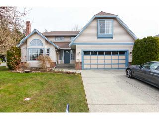 "Photo 1: 6156 PARKSIDE Court in Surrey: Panorama Ridge House for sale in ""BOUNDARY PARK"" : MLS®# F1434271"