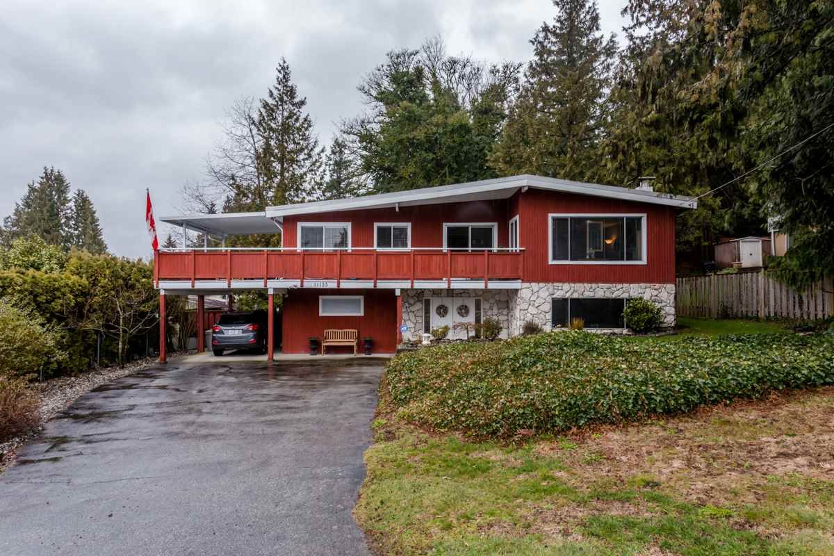 """Main Photo: 11135 KENDALE Way in Delta: Annieville House for sale in """"Annieville"""" (N. Delta)  : MLS®# R2246863"""