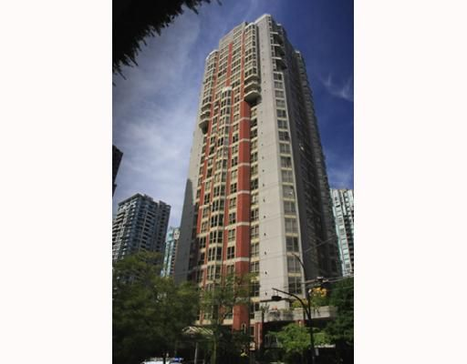 """Main Photo: 2803 867 HAMILTON Street in Vancouver: Downtown VW Condo for sale in """"JARDINE'S LOOKOUT"""" (Vancouver West)  : MLS®# V782664"""